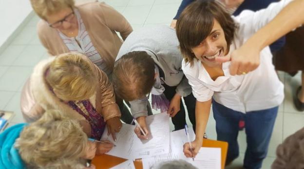 """Conferencia """"A contribución das persoas maiores ao benestar"""" (Ferrol)"""