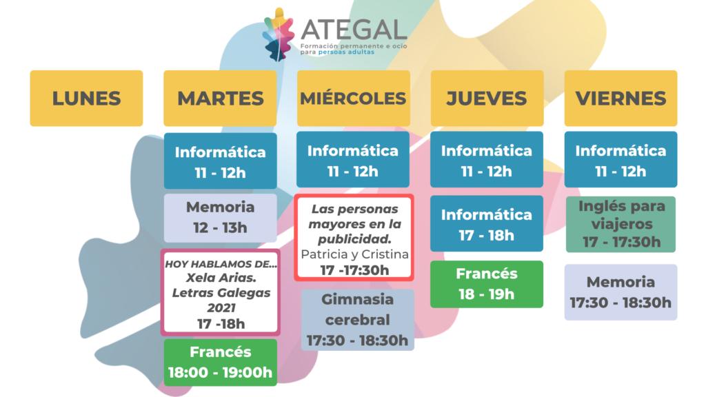 As Letras Galegas na nosa semana de formación